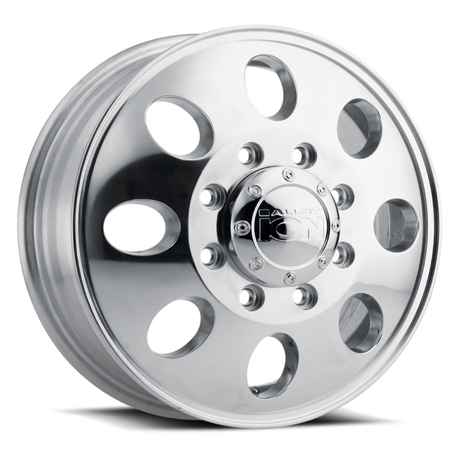 "NOW AVAILABLE 17"" ION ALUM/WHEEL HUB CENTERED"