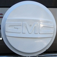 GMC Spare Tire Cover  - GMC Motorhome