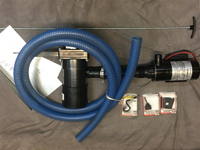 Macerator Pump Kit   AP6 MOST SUPERIOR KIT IN THE MARKET