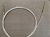 INTERMEDIATE  BRAKE CABLE - GMC MOTORHOME
