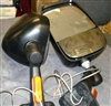 Ramco Side Power Mirrors GMC Motorhome