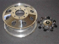 Alcoa Wheels  ( WITH VALVE STEM)