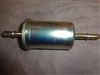 LARGE 3/8 INLINE FUEL FILTER  - GMC MOTORHOME