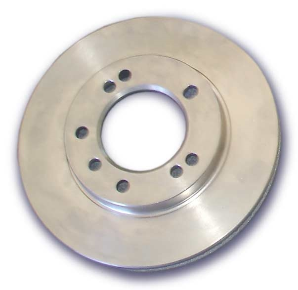 Front Brake Disc New - GMC Motorhome