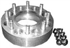 "Aluminum 2"" Front Wheel Spacer Kit - GMC Motorhome"