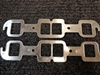 ALUMINUM HEADER GASKETS  ( REUSABLE )  ( PAIR )