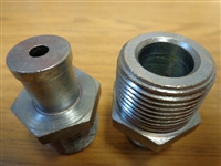RESTRICTER FITTING - GMC MOTORHOME