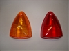 MARKER LIGHTS - LENS ONLY - GMC MOTORHOME
