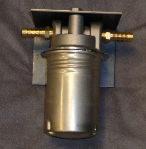 High Volume 3/8 Fuel Filter - GMC MOTORHOME