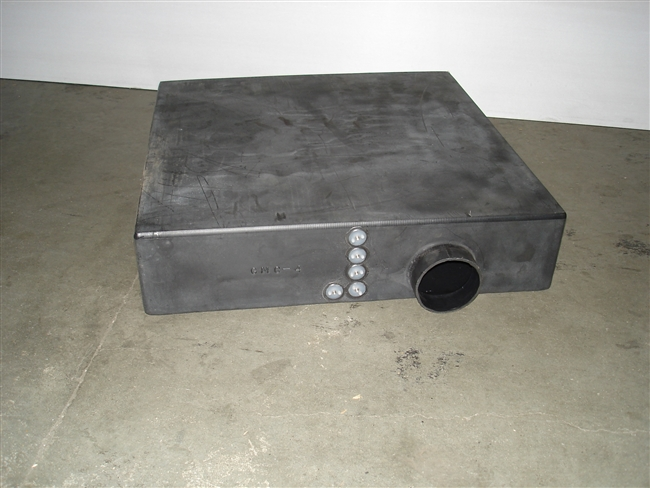 GMC 4- SEWER TANK