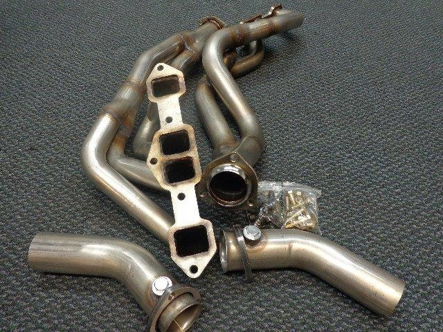 STAINLESS STEEL HEADERS ( NOT AVAILABLE)