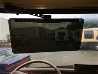 INSIDE DELUX SUN VISOR KIT