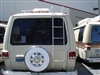 ORIGINAL GMC LADDER & ROOF RAIL - GMC Motorhome