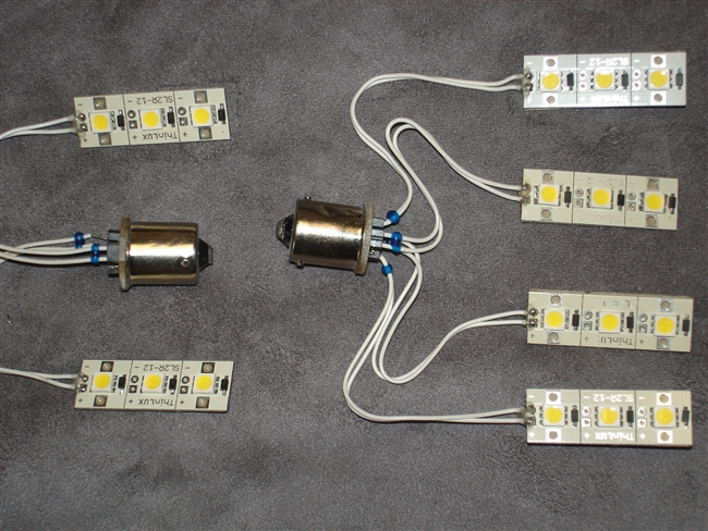 ZIP LED Lights