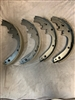 KEVLAR EXTREME  DUTY BRAKE SHOES