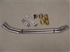 STAINLESS STEEL OIL COOLER  LINES WITH FITTINGS