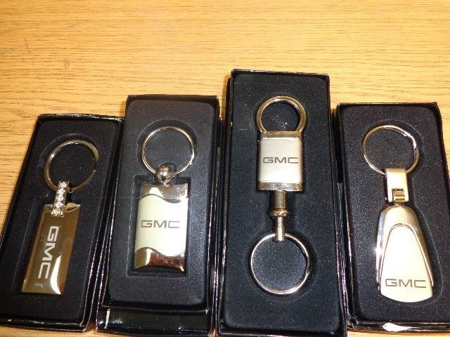GMC MOTORHOME KEY CHAINS