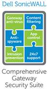 01-SSC-0536 gateway anti-malware, intrusion prevention and application control for tz400 series 3yr