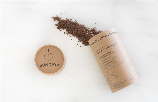 Maria Shriver's Sunday Paper Superfood DECAF Coffee