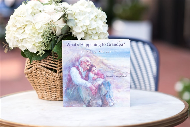 "Maria Shriver's, ""What's Happening to Grandpa?"""