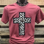 Leopard Cross