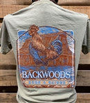 Backwoods Born & Raised Rooster