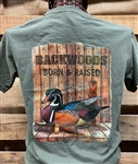 Backwoods Born & Raised Wood Duck