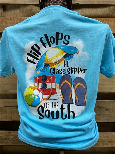 Flip Flop the Glass Slipper of the South