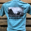 Backwoods Born & Raised Deer with Barn