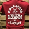 Backwoods Born & Raised down in Arkansas