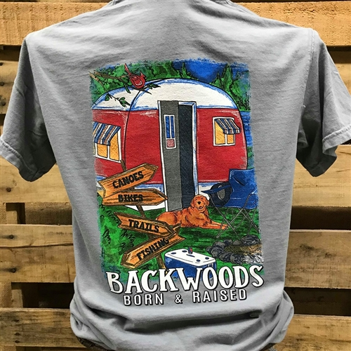Backwoods Born & Raised Camper