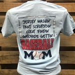 Jersey Washin' Pant Scrubbin' Cleat  Findin' Gatorade Gettin' Baseball Mom