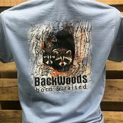 Backwoods Born & Raised Raccoon