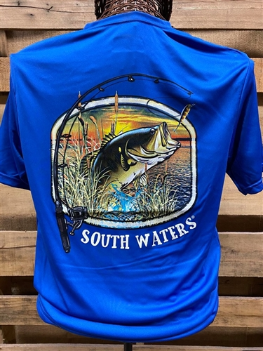 South Waters Bass Fish