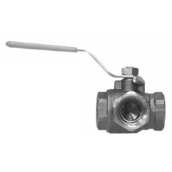 3-Way Valve Side Outlet
