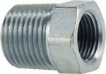 Hydraulic Hose Adapter - Hex Reducing Bushing- Male Pipe X Female Pipe