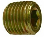 Hollow Hex Plug