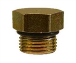 Hydraulic Hose O-Ring Adapters - Hex Head Plug Part | Hose & Fitting Supply