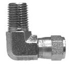 JIC Swivel to Male Pipe Elbow