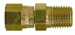JIC Swivel to Male Pipe Adapter