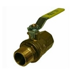 Full Port Brass Ball Valve Male X Female