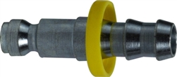 Steel Push On Hose Plug