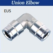 Union Elbow- Tube X Tube