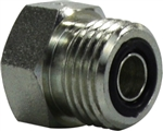 Hydraulic Hose O-Ring Face Adapters - Plug
