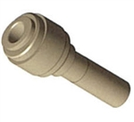 NSF-61 Push to Connect Fittings - Stem Adapter Tube X Thread