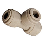 NSF-61 Push to Connect Fittings - Tube Reducer Stem X Tube