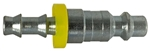 Industrial Interchange Steel Push-On Hose Plug