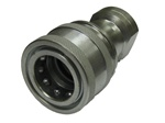 Hose Quick Disconnect Supplies - ISO B 7241 Female Socket | Hose & Fitting Supply