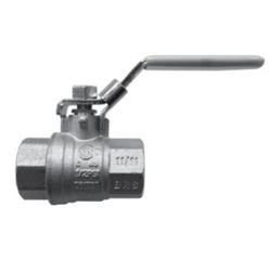 Full Port Locking Handle Valves- Female X Female