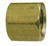 Brass Pipe Fittings for Hoses - Cap